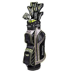 Juego De Palos De Golf Tour Edge Color Negro