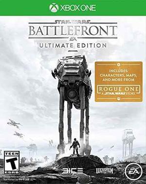 Juego Star Wars Battlefront Ultima Edicion - Xbox One