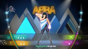 Juego Ubisoft Abba You Can Dance Nintendo Wii