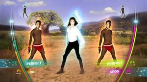 Juego Ubisoft Michael Jackson The Experience Nintendo Wii