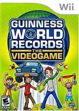 Juego Warner Bros Guinness World Records Para Wii