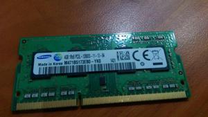 Memoria RAM Ddr3 de 4gb para portátil.