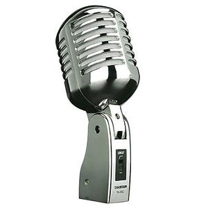 Microfono Profesional Retro Takstar Ta55d Dinamico Vocal
