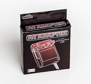 Old School Game Boy Micro Cargador De Pared De Ca - Game Bo