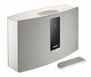 Parlante Bluetooth Wifi Bose Soundtouch 20 Serie Iii Blanco