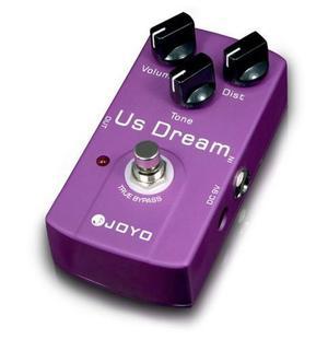 Pedal Guitarra Joyo Us Dream Tipo Suhr Riot