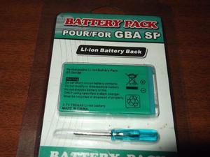 Pila O Bateria Para Gameboy Advance Sp