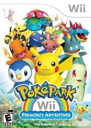Pokepark Wii: Aventura De Pikachu