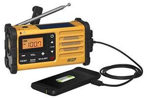 Radio Sangean Mmr-88 Am/fm Alerta Meterologica Usb