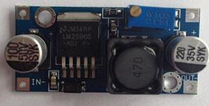 Regulador De Voltaje Mts1eu 5 Pack Lms Convertidor Poten