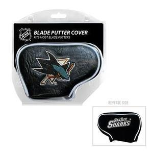 San Jose Sharks Nhl Golf Head Putter Cover - Blade