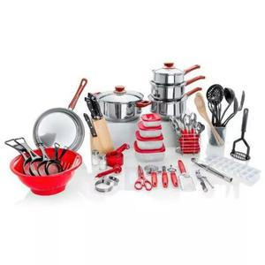 Set x 6 piezas utensilios de cocina en nylon posot class for Utensilios cocina