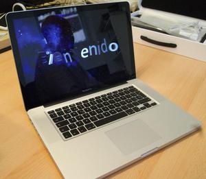 VENDO ó CAMBIO APPLE MACBOOK PRO
