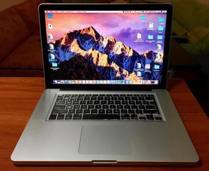 Vendo Macbook Pro 15 intel Core i7 en excelente estado!!