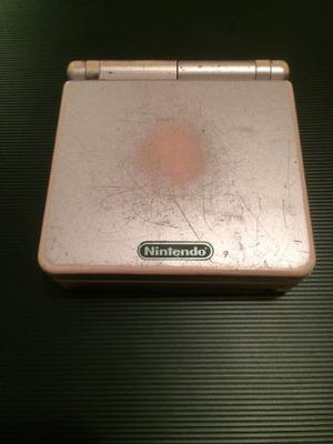 Vendo Nintendo Game Boy Advance Sp