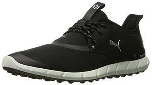 Zapato Deportivo Para Golf Puma Hombre Negro Talla 10