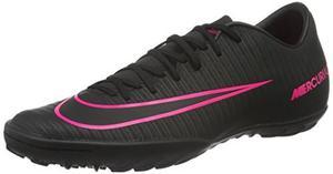 Zapato Nike Mercurialx Victoria Vi Tf Hombre Negro