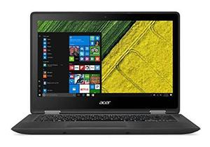 Acer Spin  Full Hd Táctil, Intel Core I5, 8gb Ddr4