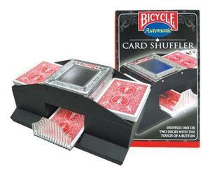 Barajador De Cartas De Poker Bicycle Cartas No Incluidas