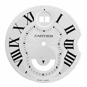 Cartier 31 Mm Dial De Reloj  Mm Ballon Bleu W