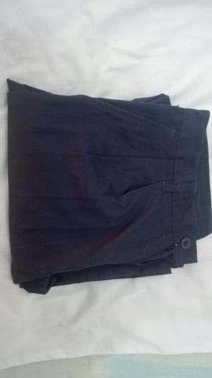 Pantalon Dril Azul