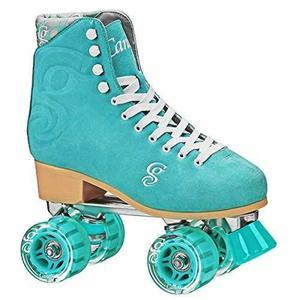 Patines De Doble Ruedas Roller Derby Para Mujeres (8)