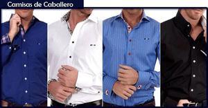 Remate de 50 camisas Finas por $ pesos