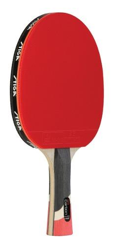 Set Raquetas De Tenis De Mesa Ping Pong Stiga Pro Carbon X 2