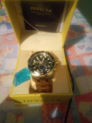 Vendo Reloj Invicta Nuevo