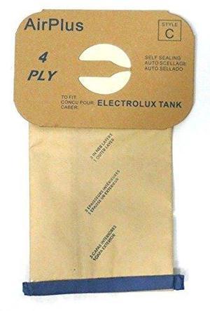 Bolsas De Aspiradora De Electrolux 8 Bolsas De Vacío Del En