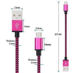 Cable De Data Ailking Set mts Usb 2.0 Macho A Micro B