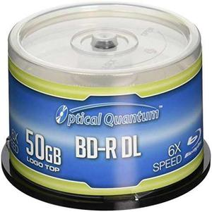 Disco Grabable Optical Quantum De Doble Capa Blu Ray
