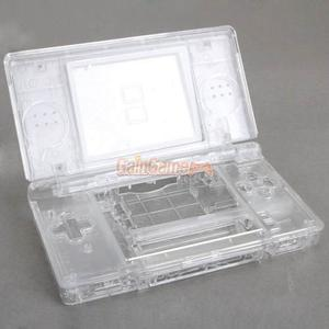 Estuche Crystal Cover Para Nintendo Ds Lite