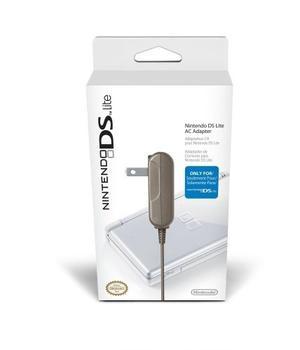 Nintendo Ds Lite Adaptador De Ca