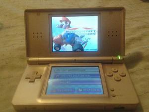 Vendo O Permuto Nintendo Ds Lite Con Cargador Y Un Juego.