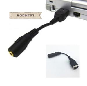 Auricular Gba Sp Adaptador De 3,5mm Jack Game Boy Advance Sp
