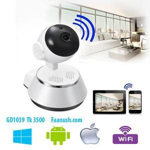 Camara Ip Robotica Wifi Smart Net Vigilancia Dvr Seguridad