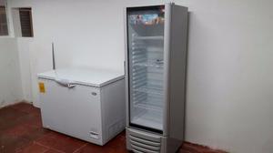 Congelador Horizontal - Nevera Vertical Ecofrial