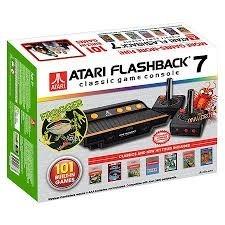Consola Retro Atari Flashback  Juegos Incorprados
