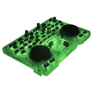 Controlador Dj Hercules Control Glow, 2 Decks, 2 Jog Wheels