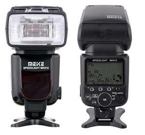 Flash Para Cámara Nikon Meike Mk-910 Gn60 I-ttl s Hss
