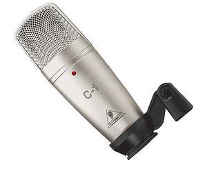 Micrófono Grabacion Estudio Condensador Behringer C-1