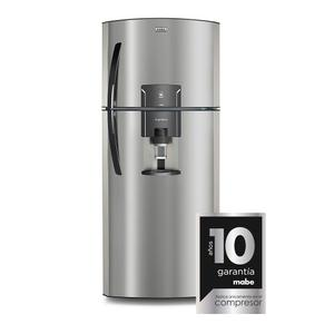 Nevera Mabe No Frost De 400lts Extreme Inox Rmp400yjcss