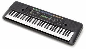 Organeta Yamaha Psr E253 + Estuche,adaptador Y Base Nueva Or