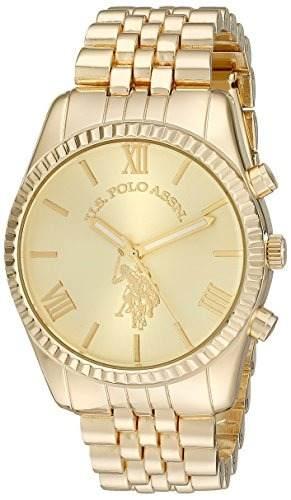 Polo De Ee.uu. Assn. Reloj De Oro-tono Usc De Mujeres