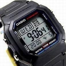 Reloj Casio W800h-1av Digital Envio Gratis