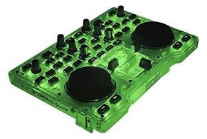 Thrustmaster Controlador De Dj Hercules Glow Green