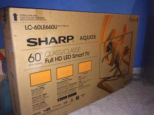 VENDO TV SMART TV MARCA SHARP 60 PULGADAS!!!