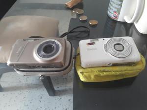 Vendo Dos Camaras Digitales Kodak