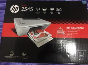 Vendo Impresora Multifuncional Hp